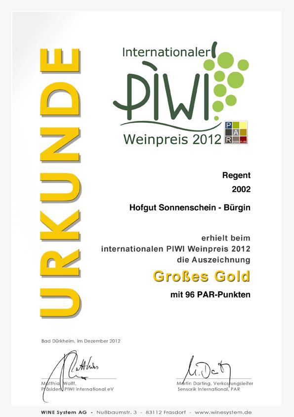 PIWI_Weinpreis_Regent2002
