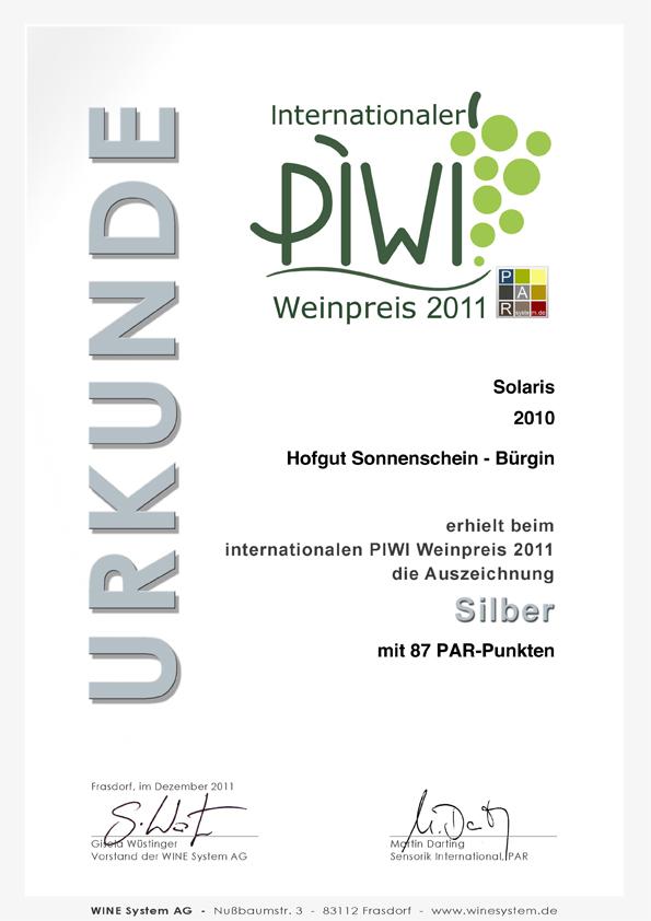 PIWI_Weinpreis_Solaris2010