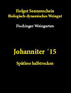 Johanniter ´15