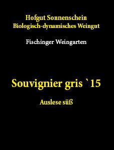 Souvignier gris `15